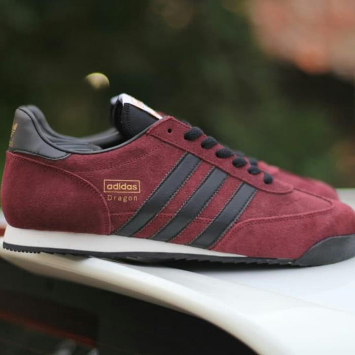 Jual sepatu adidas dragon original indonesia bnwb - dragon red ... 554ddc9a5