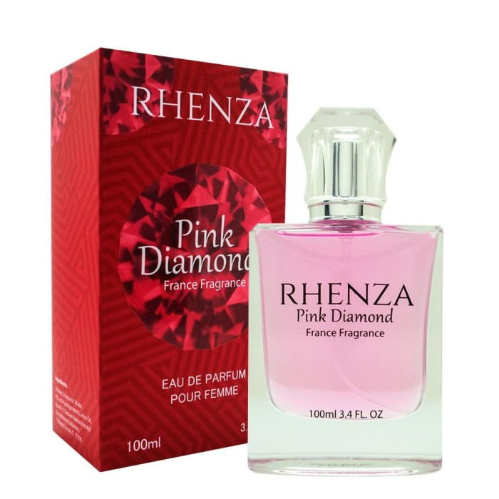 Original Rhenza Pink Diamond Woman
