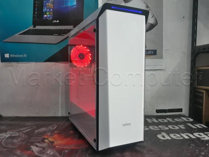 harga Pc rakitan gaming intel core i7-7700 + geforce gtx 1060 Tokopedia.com