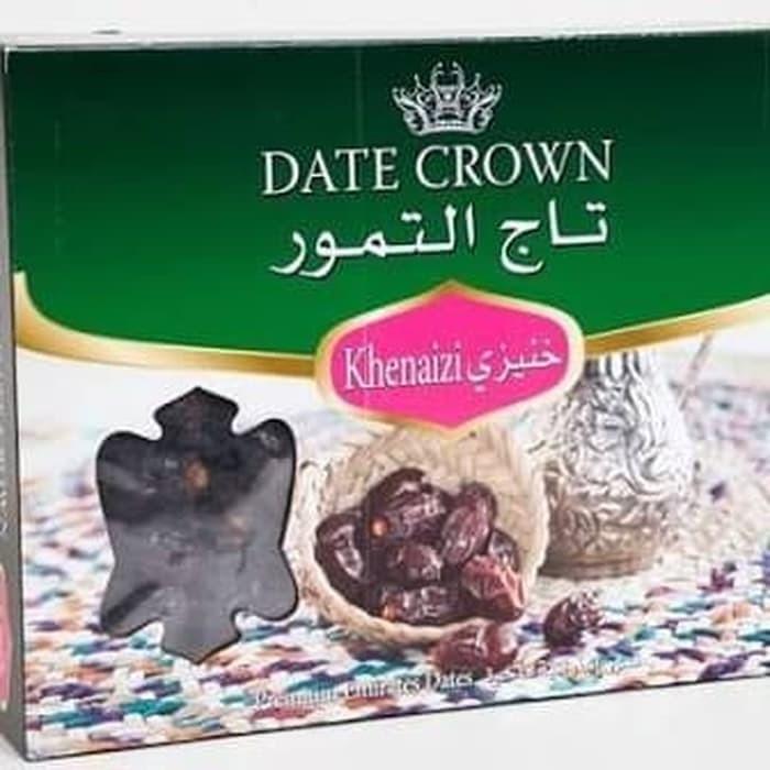 Kurma Date Crown Khenaizi 1 kg   DateCrown   Dates Crown