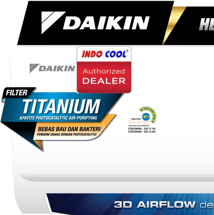 harga Ac daikin premium inverter 25pk ftkm60 Tokopedia.com