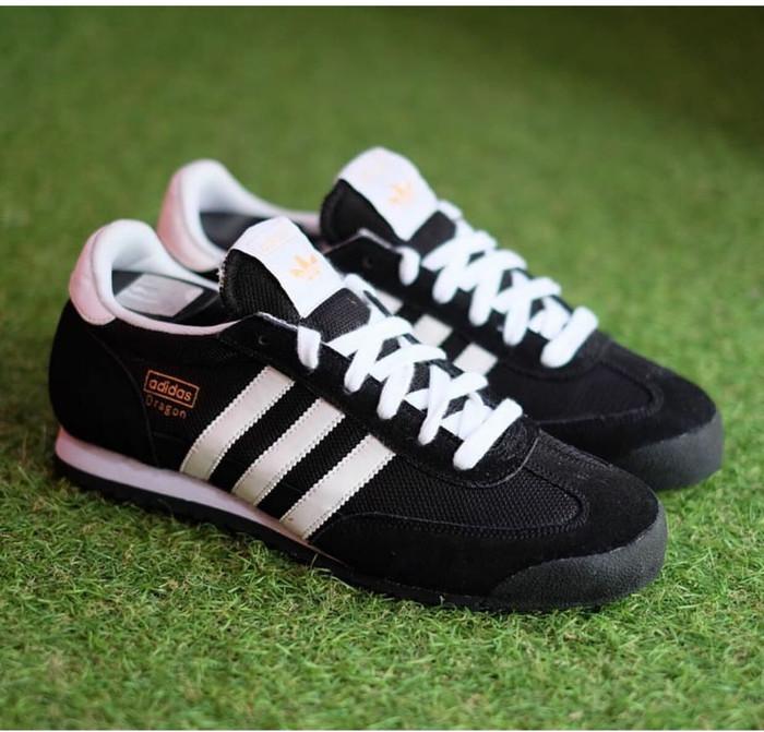 jual sepatu sneakers adidas dragon original