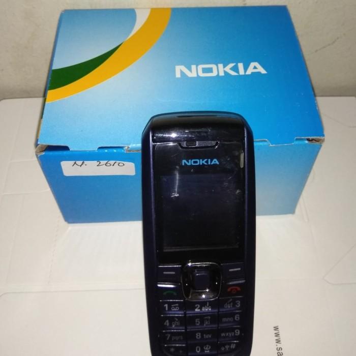 harga Handphone jadul nokia classic 2610 Tokopedia.com