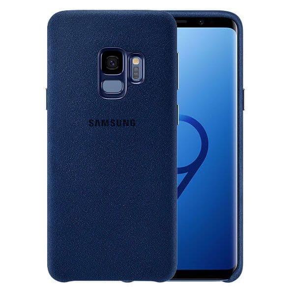 harga Samsung alcantara cover galaxy s9 blue Tokopedia.com