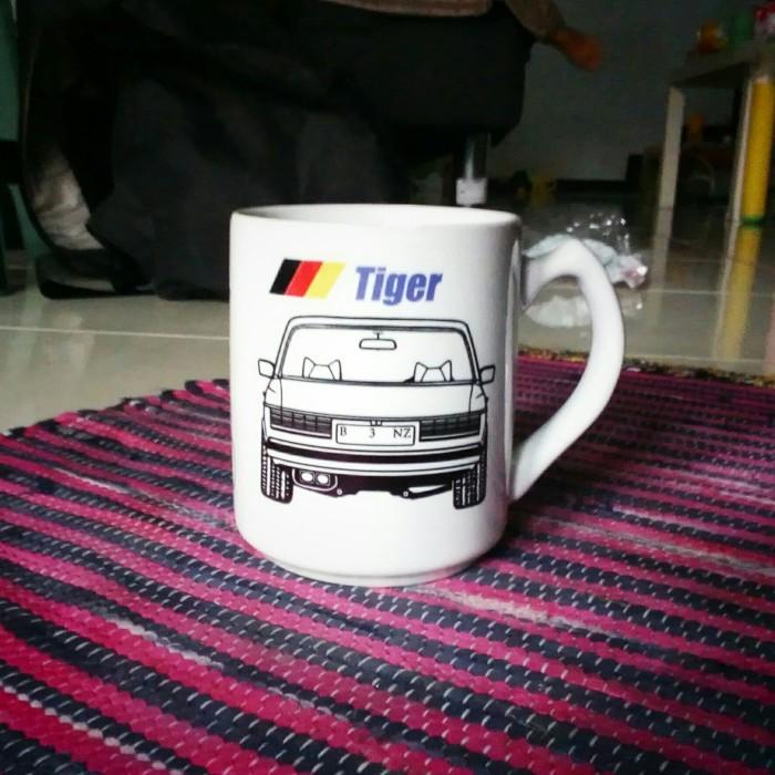 harga Coffee mug w123 mercy tiger mercedes benz gelas Tokopedia.com