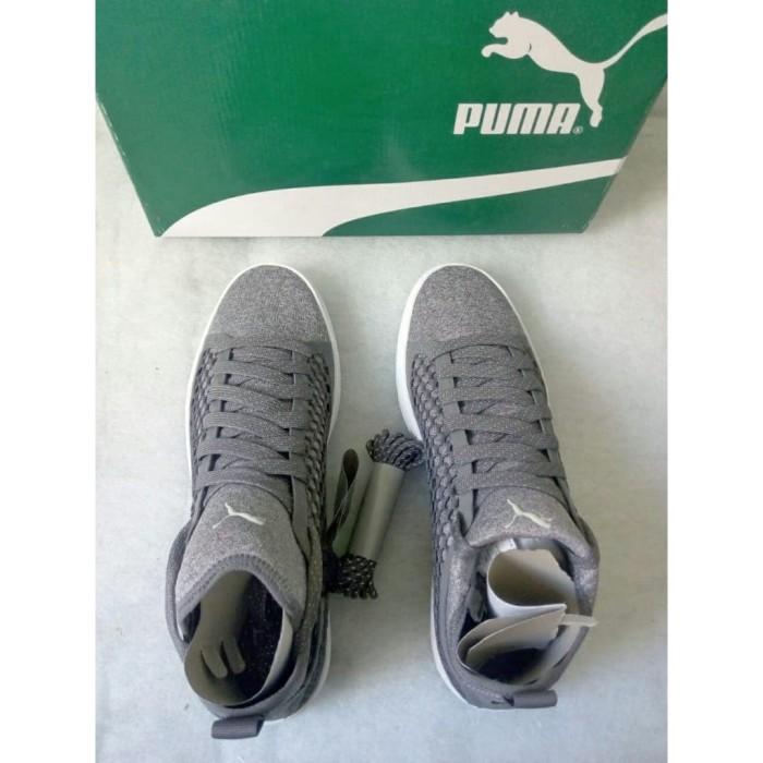 Sepatu Basket Puma Basket Classic Net Original BNIB for men size 41 43 -  a8d87b7be0
