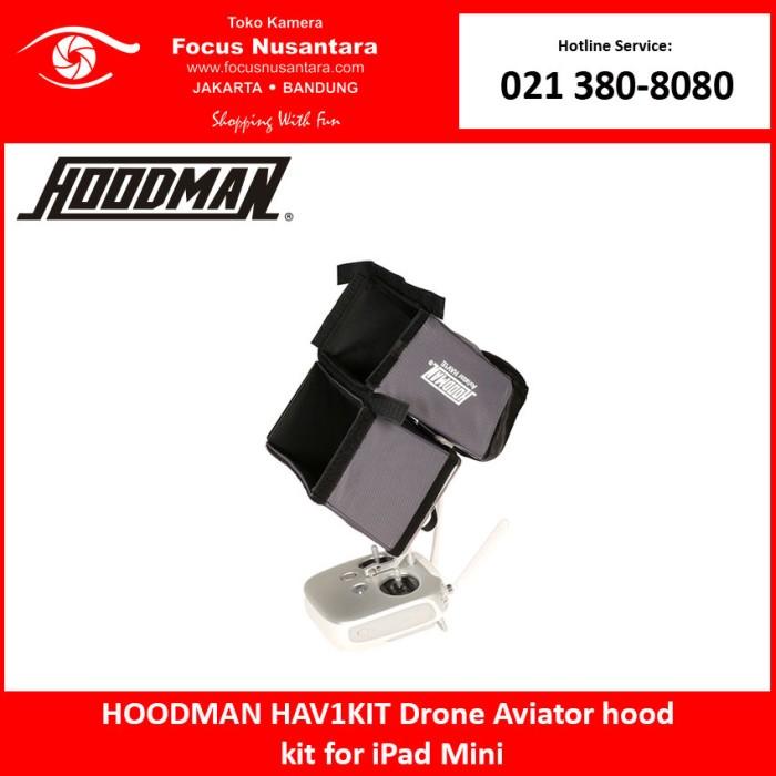 harga Hoodman hav1kit drone aviator hood kit for ipad mini Tokopedia.com