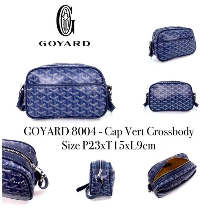 cfe7816129e Jual GOYARD 8004 - Cap Vert Crossbody Blue - celinebaglovers