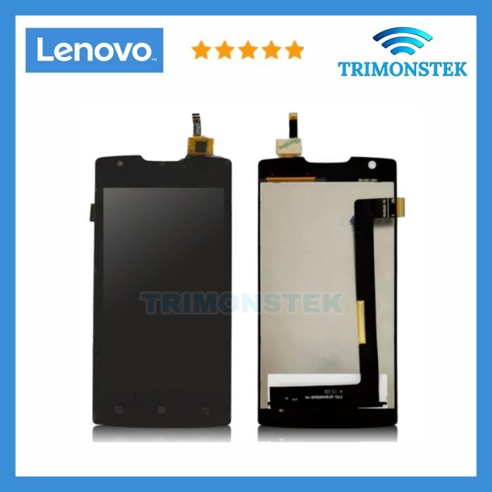 """Lcd + Touchscreen Lenovo A1000 Small Mini 4"""" Original - Hitam"""
