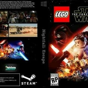 Jual Cd Game Pc Lego Star Wars The Force Awakens Kab Cirebon