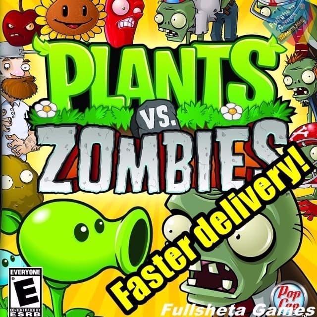 Foto Produk CD GAMES Plants Vs Zombie dari Bodo Amat