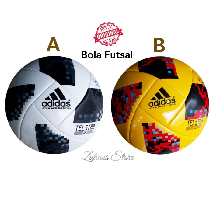 harga Bola futsal adidas size 4 kualitas import (original) standar fifa Tokopedia.com
