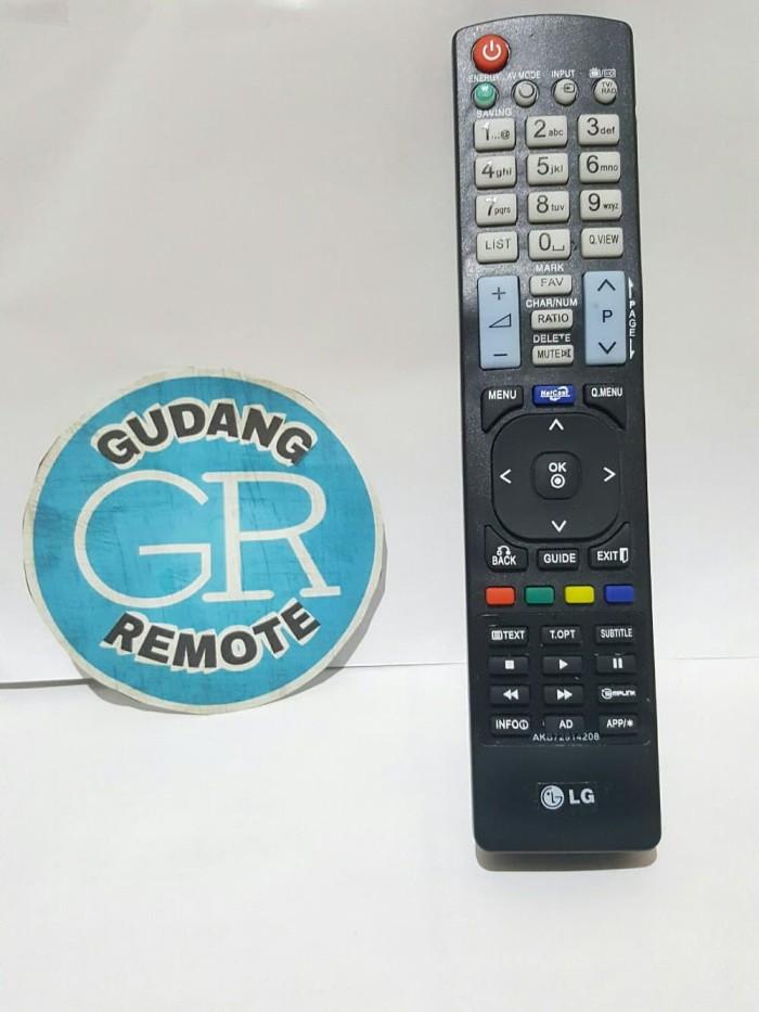 Remot Remote TV LG LCD LED Tabung panjang Diskon