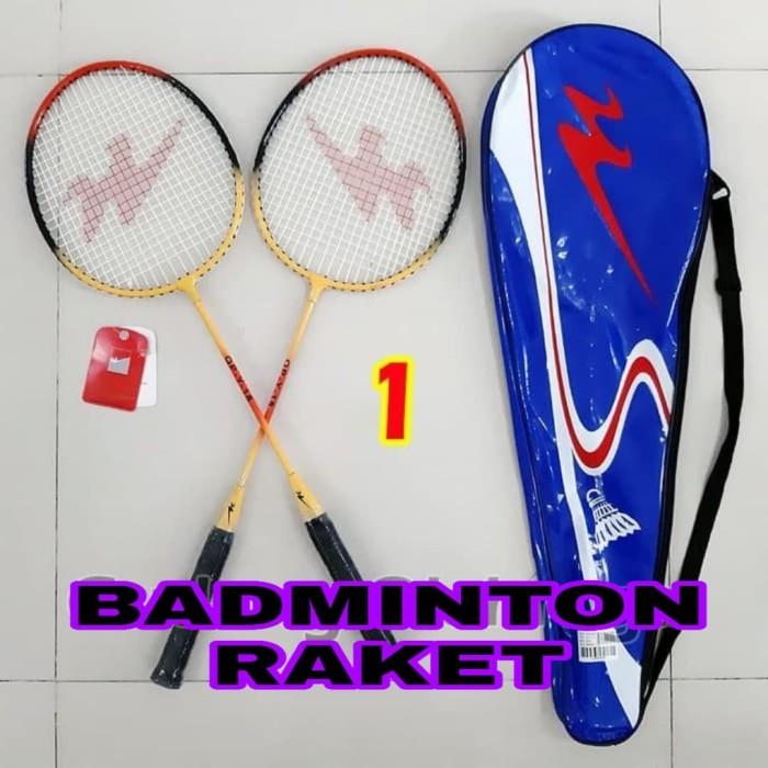 harga New raket badminton anak karakter isi 2pcs /raket bulutangkis anak Tokopedia.com