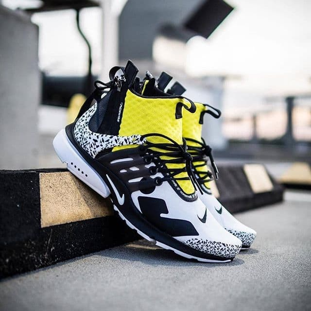 info for d89db 8944a Sepatu Sneakers Nike Air Presto Mid Utility X ACRONYM
