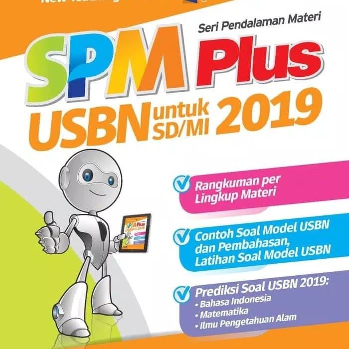 Jual Buku Spm Plus Usbn Sd Mi 2019 Kisi Kisi Usbn Kunci Jawaban Kota Surabaya Dira Batik Tokopedia
