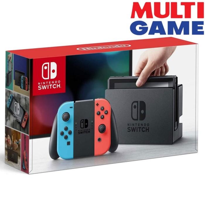 harga Nintendo switch red/blue japan ver. + free 1 game Tokopedia.com