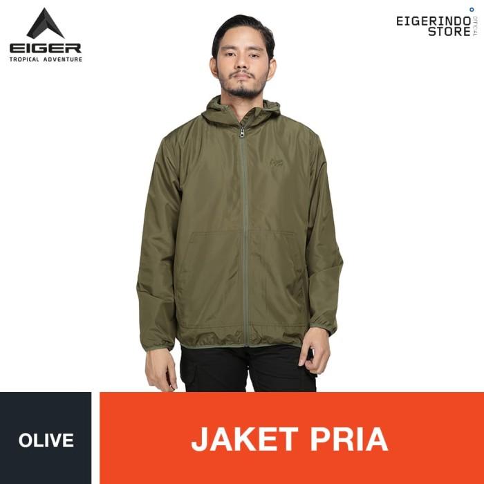 harga Eiger 1989 dewfall jacket - olive - hijau xxl Tokopedia.com
