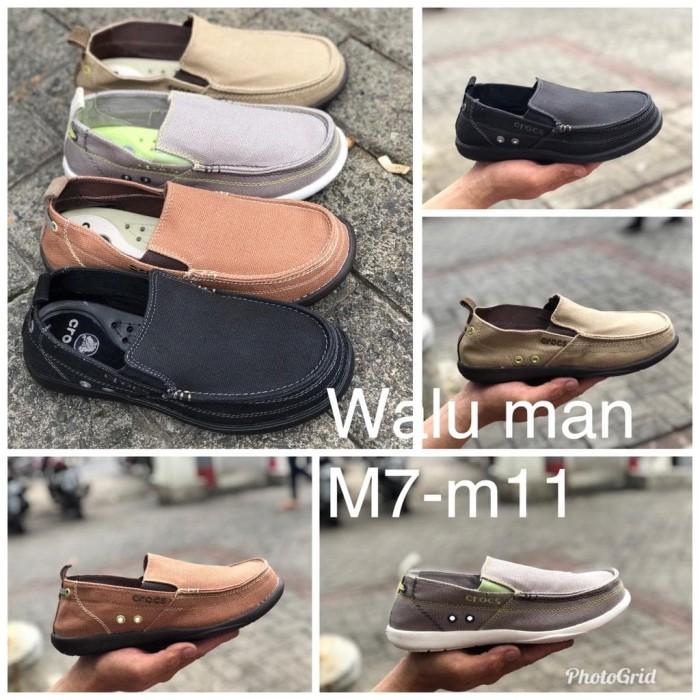 Jual sepatu crocs walu men cek harga di PriceArea.com 7037dc256c