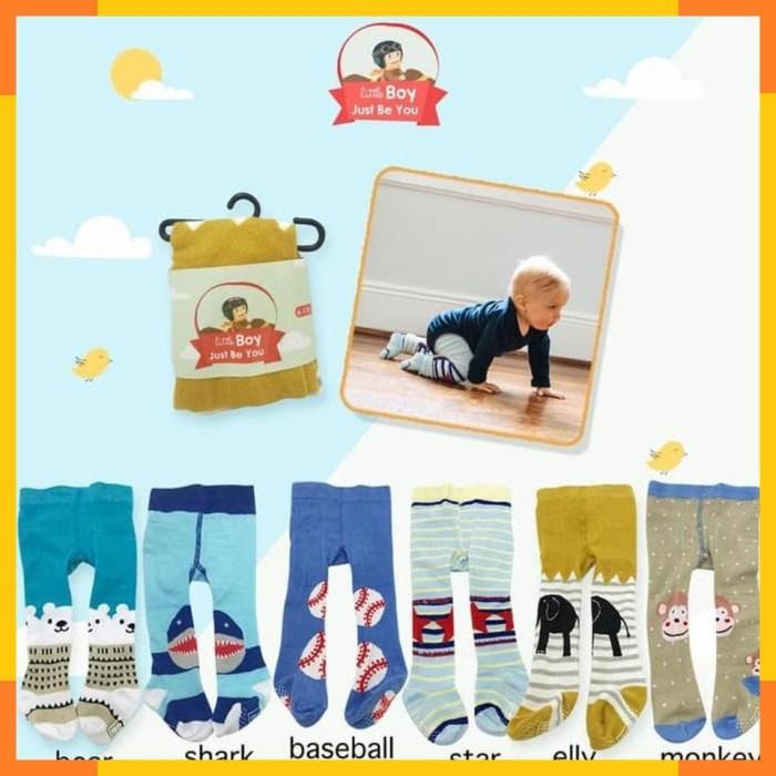 Jual Eksklusif Celana Legging Bayi Laki Cowok Baby Boy Newborn Little Jakarta Barat Gwenrenglish Tokopedia