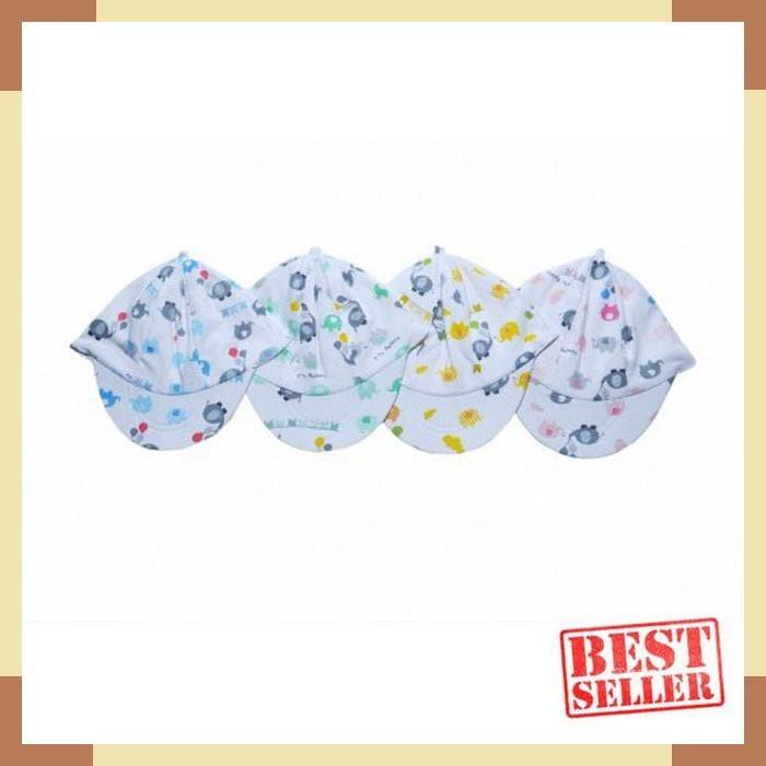 Fluffy Babywear - Topi Pet Newborn (Isi 2 Pcs)