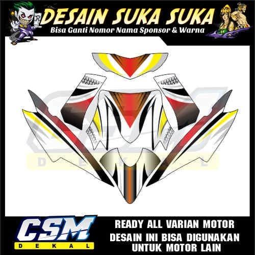 Jual 371 DEKAL DECAL MOTOR MIO SOUL KARBU LAMA STIKER STICKER STRIPING BODY  - Kota Salatiga - csmdecal II   Tokopedia