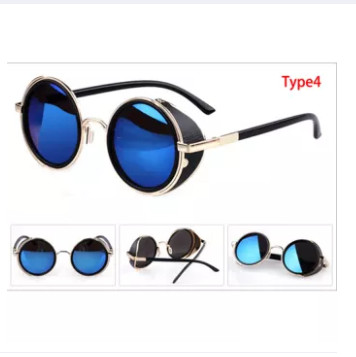 Cyber Model Tahun Bulat Kacamata Hitam Biru - Info Daftar Harga ... ea1338abb1