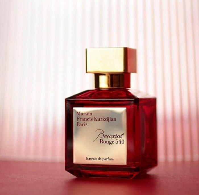 Jual Parfum Original Baccarat Rouge 540 Extrait By Maison Francis