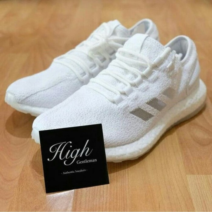 633818e0d6c2c Jual Adidas Pure Boost x Wish x Sneakerboy Jellyfish S80981 - High ...