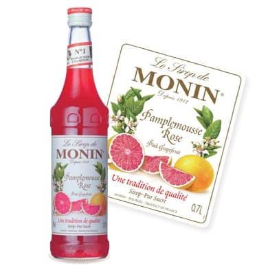 Foto Produk Pink Grape Fruit Syrup merk Monin dari Lapak kopi luwak