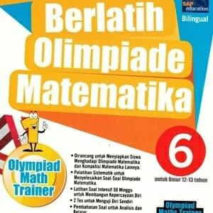 Foto Produk Berlatih Olimpiade Matematika SD Terry Chew Jilid 6 dari Toko Buku Olimpiade