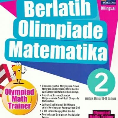 Foto Produk Berlatih Olimpiade Matematika SD Terry Chew Jilid 2 dari Toko Buku Olimpiade