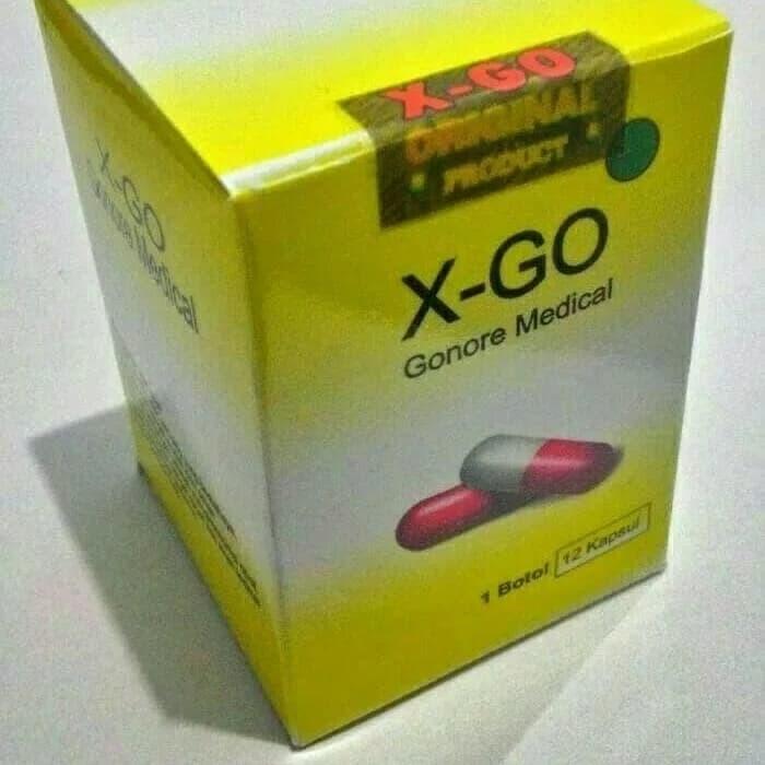 Foto Produk X Go Gonore Medical Obat Raja Singa, Kencing Nanah Sipilis dari beard shop