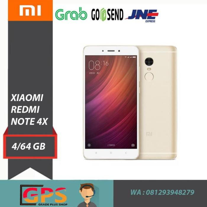 Xiaomi Redmi Note 4X RAM 4GB ROM 64GB GOLD