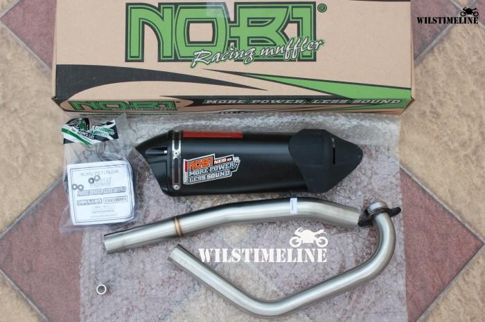 harga Knalpot nobi neo ss untuk motor suzuki satria fu 150 Tokopedia.com