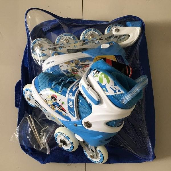 Jual PROMO Sepatu Roda Bajaj Lampu Anak Superb Inline Skate Power ... 501491837b