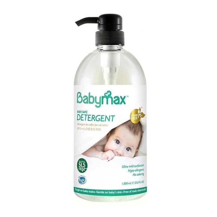 Babymax - premium natural baby safe detergent 1000 ml / detergent bayi