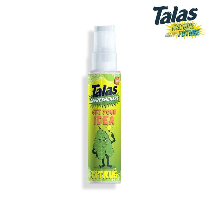 Talas Refreshener Pump Citrus (Pengharum) - Blanja.com