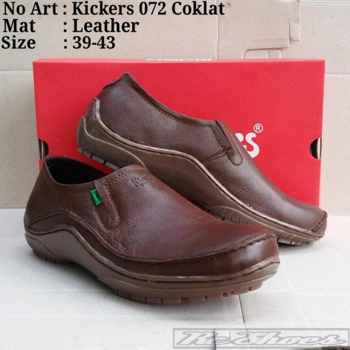 Jual Sepatu Slip On Sepatu Kickers Kickers 072 Kicker Kickers