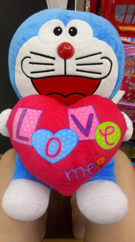 Jual Boneka Doraemon Love Xl Jakarta Barat Elmando