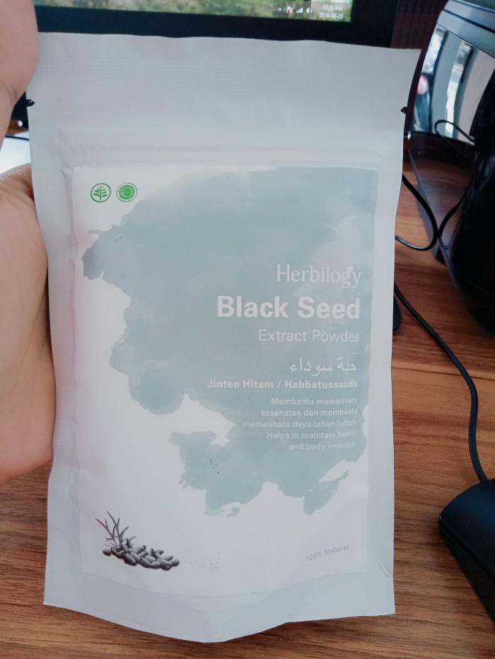 Black Seed Extract Powder Jinten Hitam