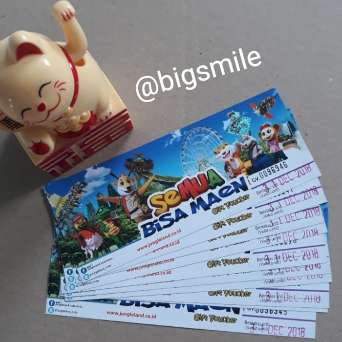 List Harga Tiket Jungleland Sentul Terbaru November 2018 Travelbon Com