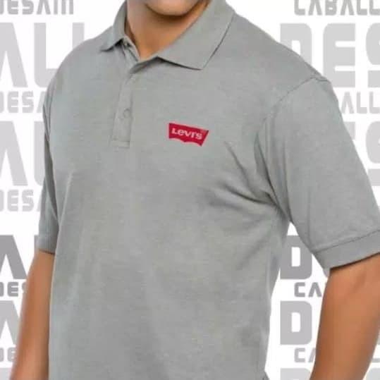 Kaos polo shirt Levi's Levis Jumbo Big size S M L XL 2XL 3XL 4XL 4XL