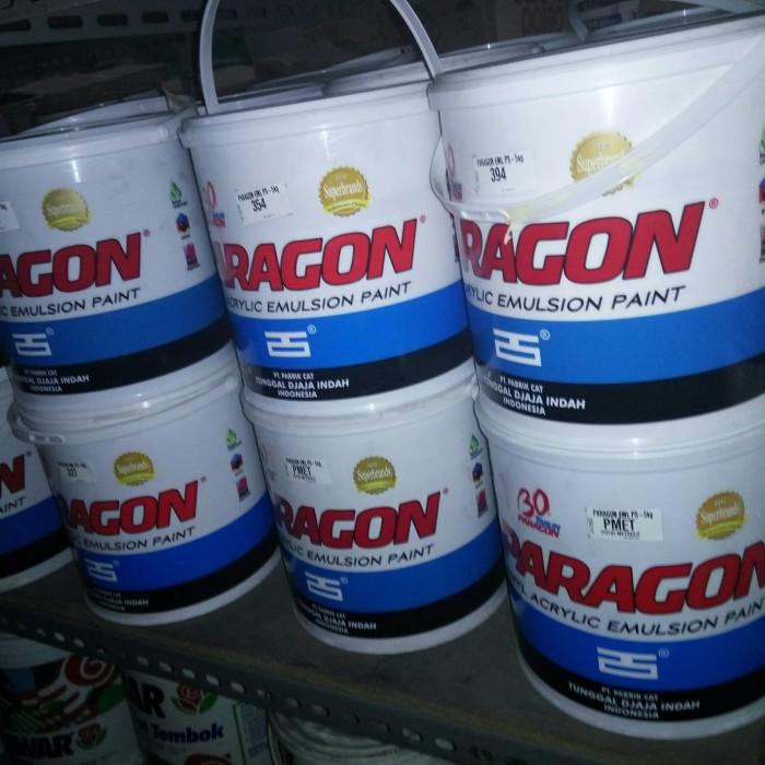 harga Cat paragon 5 kg. cat tembok paragon galon Tokopedia.com