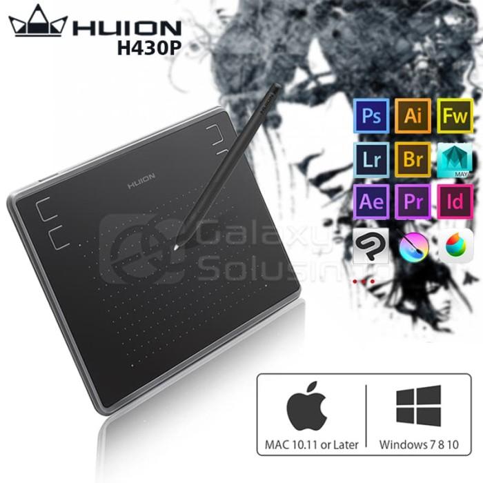 Jual Huion H430P (4096) Pen Tablet - Kota Malang - House Gamers | Tokopedia