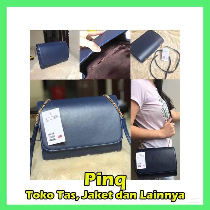 tas wanita cewe murah fashion lucu unik selempang Hn*M MINI RING -