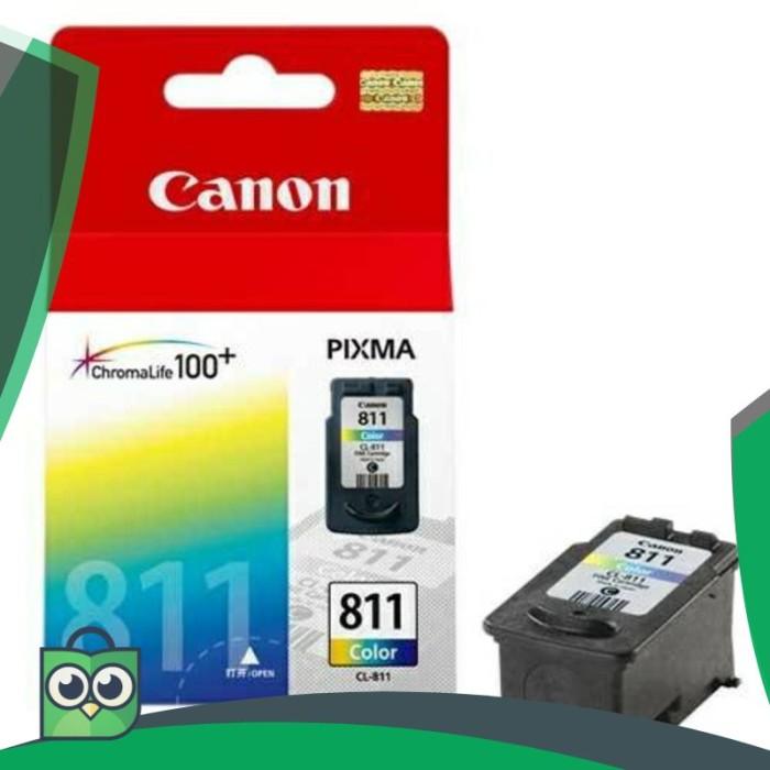 Info Tinta Canon Cl 811 Travelbon.com