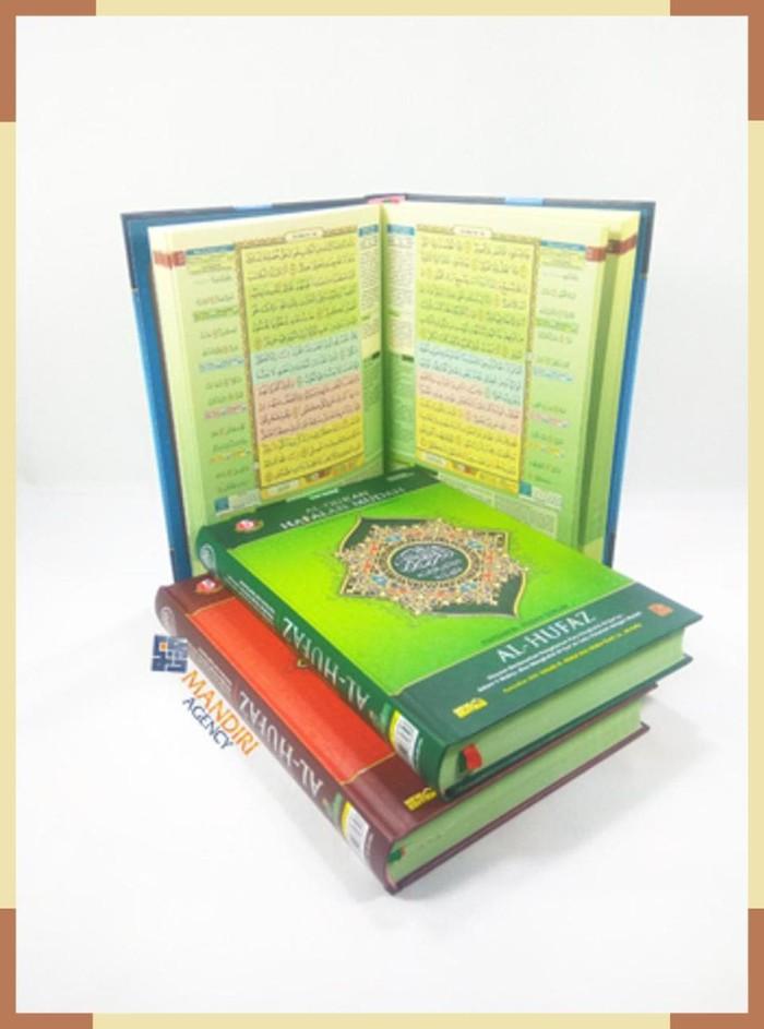 Super -- Al-Quran Hafalan Mudah AL-HUFAZ Terjemah & Tajwid Warna A5