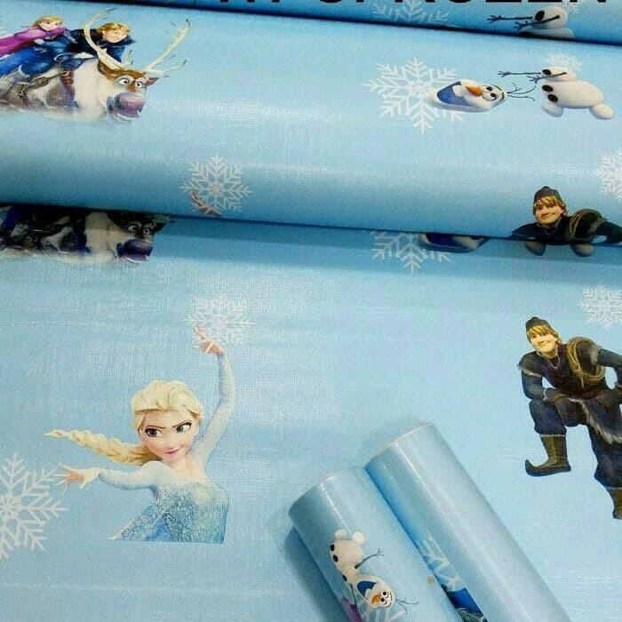 Jual Wallpaper Frozen Motif Anak Murah Walpaper Dinding Kab Tangerang Maja88 Tokopedia