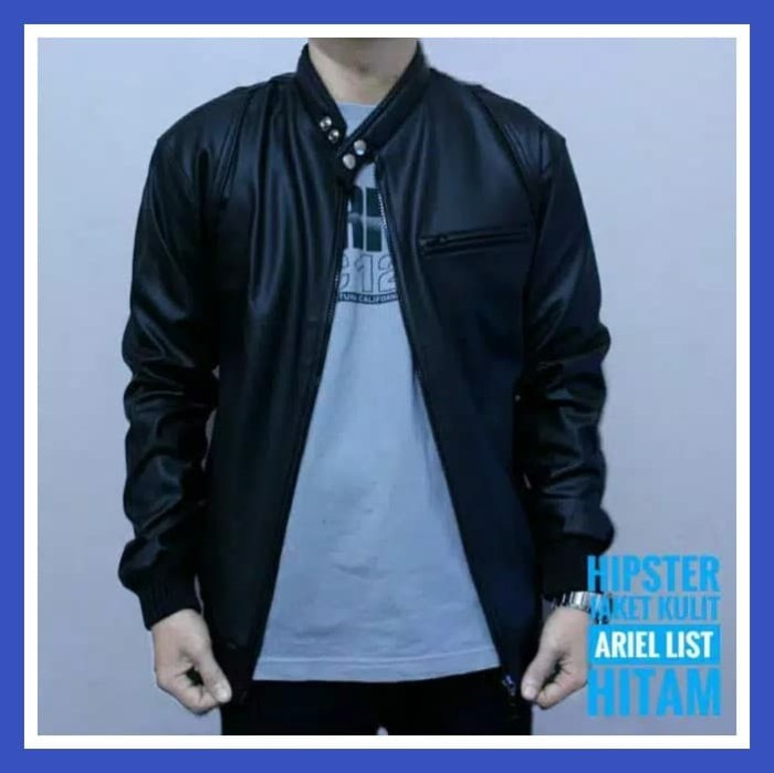 JAKET KULIT ARIEL [BEST PRODUCT]